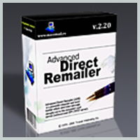 Advanced Direct Remailer + Crack - бесплатно скачать на SoftoMania.net
