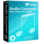 Faasoft Audio Converter 5.4.15 Portable - бесплатно скачать на SoftoMania.net