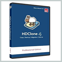 HDClone Professional Edition - бесплатно скачать на SoftoMania.net
