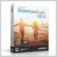 Ashampoo Slideshow Studio HD 4.0 Portable - скачать бесплатно