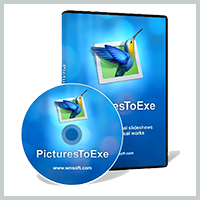 PicturesToExe Deluxe v8.0.10 + Portable + Crack - скачать бесплатно