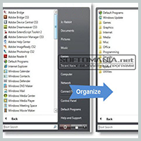 Winstep Start Menu Organizer 1.5 - бесплатно скачать на SoftoMania.net