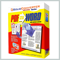 Solid Converter PDF v9.0.4825.366 Final - бесплатно скачать на SoftoMania.net