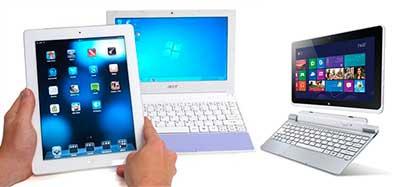 Нетбук или планшет? А может гибрид?