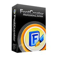 Скачать FontCreator Professional v9.0 + торрент