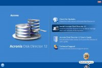 Acronis Disk Director 12 Build 12.0 RUS