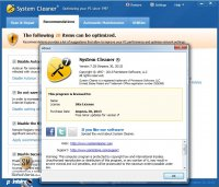 Pointstone System Cleaner 7.2