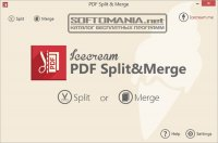 IceCream PDF Split&Merge 2.43