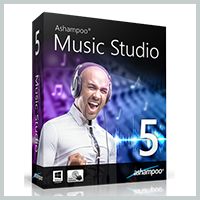 Ashampoo Music Studio 5 Portable - бесплатно скачать на SoftoMania.net