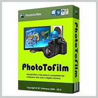 PhotoToFilm - скачать бесплатно русскую версию