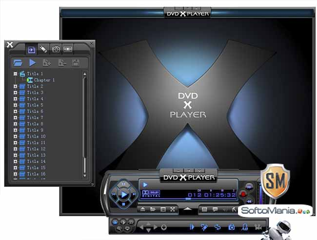 Скачать на телефон Загрузки - скачать файл DVD X Player Professional 4.1