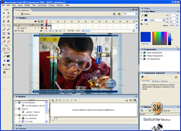 Macromedia Flash Player 5 Free Download Software