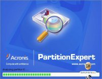 Acronis Partition Expert 2003
